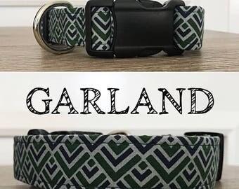 Garland- Geometric Collar