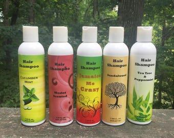 Shampoo or Conditioner