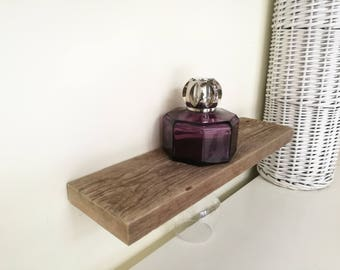 DIY Small Driftwood Shelf Old Driftwood Board Drift Wood Plank Fragment With Rusty Nail Blank Driftwood Sign