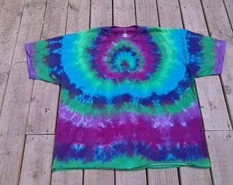 Tie Dye t-shirt adult sized 4XL