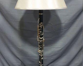 Full Clarinet Lamp