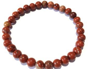 RED JASPER GEMSTONE Bracelet
