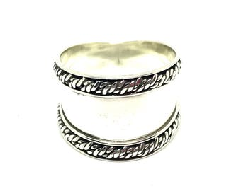 Swarna Bali Wide Band Ring