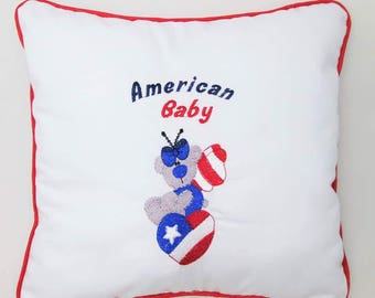 American Baby pillow