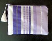 Purple clutch, lavender clutch, evening purse, bridal clutch, bridesmaid gift, brides purse, girls purse, evening bag, wedding purse