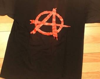 1997 fashion victim anarchy tshirt size xl