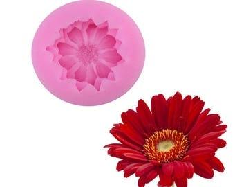 Chrysanthemum Flower Shaped 3D Silicone Cake Mold & Soap Fondant Molds DIY Cake Baking Tools Cake decorating Sugar Craft