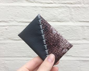 Macramé Cardholder