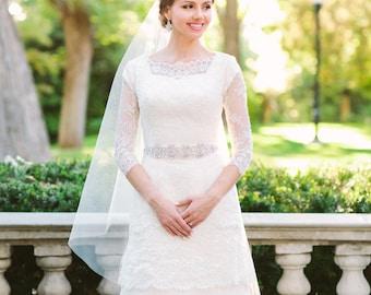 Bridal belt - bridal sash - wedding belt - bridal belts and sashes - wedding belts - wedding dress sashes - wedding dress belts and sashes