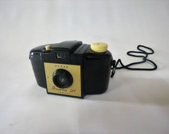 Kodak Brownie 127 Camera, Vintage photography, film camera