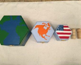 Nesting Boxes Where I Live Montessori Waldorf Work North America United States Homeschooling