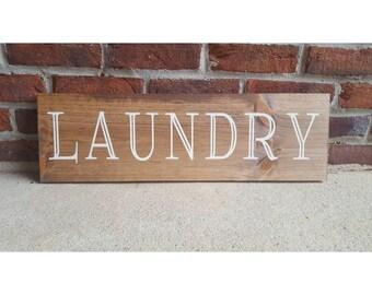 Laundry Sign, Laundry Room Sign, Laundry Room Decor, Wash Day Fold, Laundry