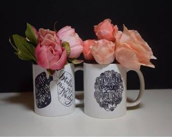 Positivity Mugs