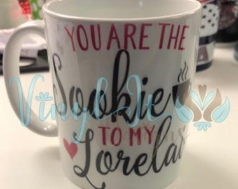 Sookie and Lorelai Coffee Mug, Gilmore Girls, Coffee Mug
