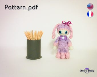 Pattern - Micro-Bidule Louise