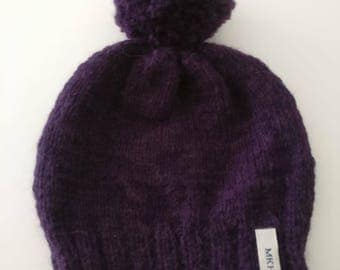 Kid's Luxurious Bobble Hat