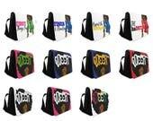 QUEEN Messenger Bags *3 Week Average Delivery Time | Alpha Kappa Alpha | Delta Sigma Theta | Zeta Phi Beta | Sigma Gamma Rho | Eastern Star