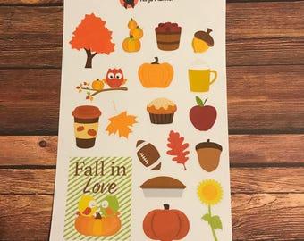 Fall sampler 2