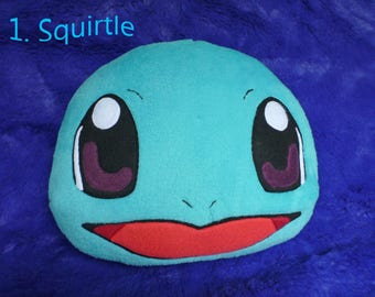 Squirtle Pillow *Made to Order*