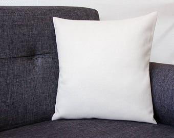 NATURASSIQUE pillow cover - Beige 40 x 40 cm