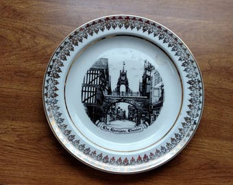 The Eastgate Chester Plate