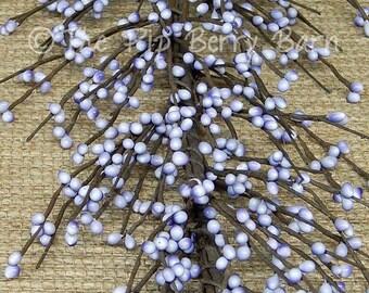 Lavender Pip Berry Garland, Purple Garland, Spring Garland, Wedding Garland, Wreath Making