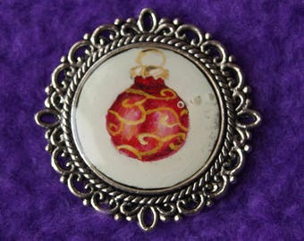 Miniature Painting - Christmas Bauble
