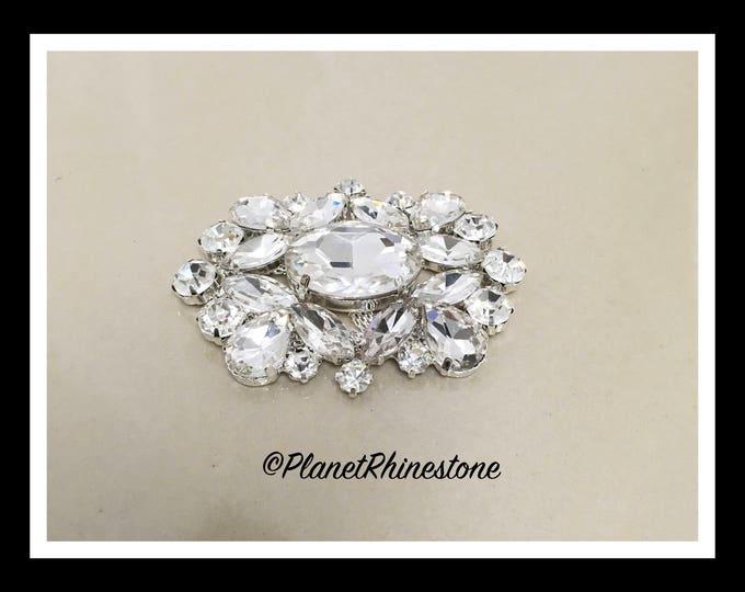 Rhinestone Applique (Swarovski shine) #A-3