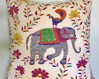 Decorative Designer Fabric Pillow