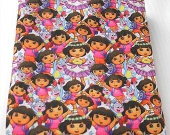 "Printed theme ""Dora"""