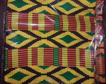 Gorgeous African Print 2 yards