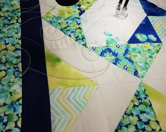 Longarm quilting services FREE SHIPPING