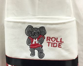 Alabama Roll Tide Purse, Small Alabama Shoulder Strap Purse