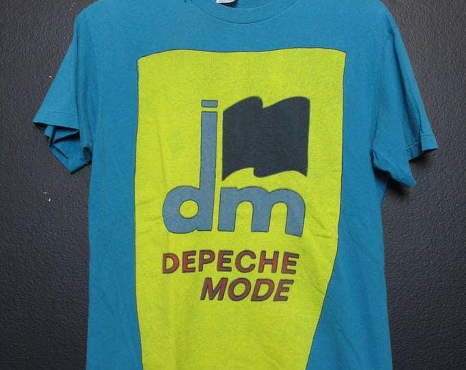 Depeche Mode 1980's Bootleg vintage Tshirt