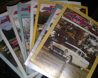1981 classic Chevy world magazines