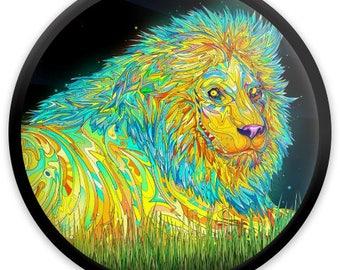 Disc Golf Dynamic Disc- Groovy Lion
