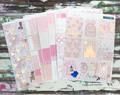 PRESALE FOIL Magical Deluxe Kit, planner stickers