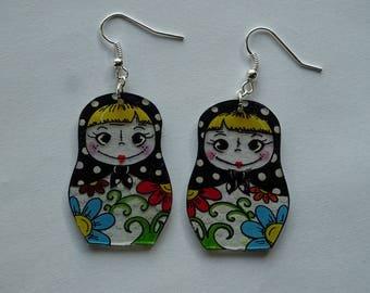 Earrings colors girls
