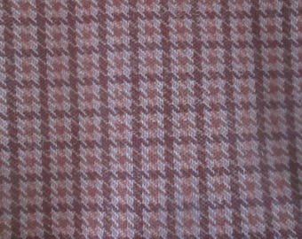 fabric 2 in length and 1 tall m60 m10 new cotton rose