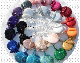Customizable Sequin Ears