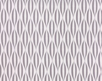 Moda FLOW Quilt Fabric 1/2 Yard By Zen Chic - Fog 1594 13