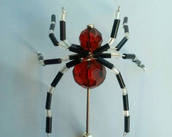 Spider Stick Pin