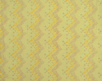 """Dressmaking Fabric, Beige Printed, Indian Fabric, Sewing Crafts, Upholstery Fabric, 44"""" Inch Cotton Fabric By The Yard ZBC8757C"""