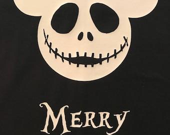 Christmas Santa Or Elf Mickey Mouse Holiday Disney Inspired