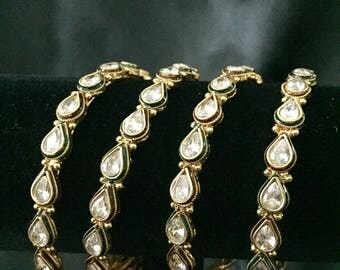 India bangle set, India bangles, India jewelry, Bollywood jewelry,