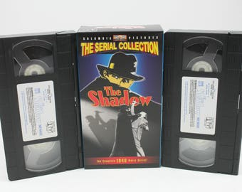 The shadow VHS Tapes