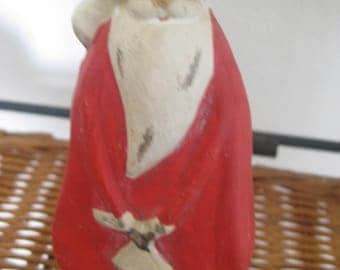 German Christmas vintage Christmas old Santa Claus made in Germany old tradition Christmas German