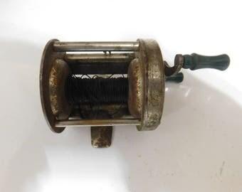Vintage Shakespe Are Acme 1904 Level Wind Fishing Reel