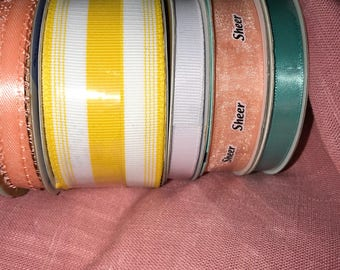 Lot of assorted Ribbon** new