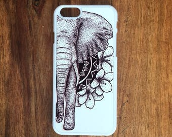 Elephant IPhone 6/6s Phone Case